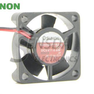 Orginal Sunon KD0504PFB2-8 4010 5V 0.6W Cooling Fan Sever Fan Inverter Fan