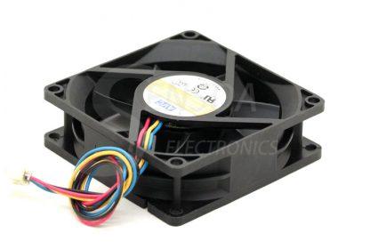 AVC DA08025B48U P021 DC48V 0.14A 4-wire 80x80x25mm server inverter industrial case cooling fans