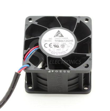 Delta TFB0612GHE 6038 6cm 60mm DC 12V 1.68A server inverter axial industrial case cooling fans