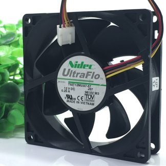 Free Shipping Nidec TA450DC C33211-71A 138 1238 12CM 1*1*38MM 12V 0.49A DC Server Cooling Fan