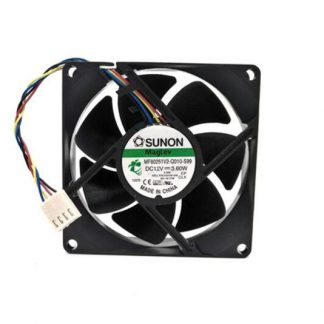 SUNON MF80251V2-Q010-S99 8025 12V 3.60W four-wire PWM chassis fan