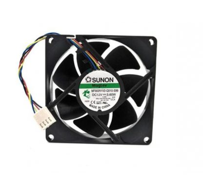 SUNON MF80251V2-Q010-S99 8025 12V 3.60W four-wire PWM chassis fan