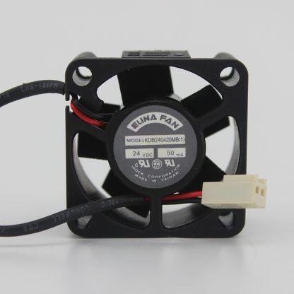 Original SUNON4CM 40 24V 0.05A KDB2404MB-50A-1 cooling fan