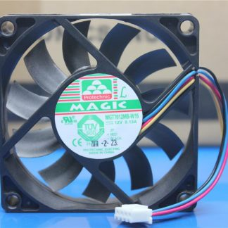 MGT7012MB 7015 7CM 12V 0.13A Mute hydraulic four-wire PWM speed control CPU fan