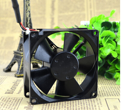 NMB 8CM 3112KL-04W-B69 80*80*32MM 12V 0.58A 3 lines server dual ball chassis fan