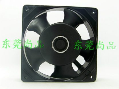 NIDEC ALPHA V TA450 A30122-10 115V 0.25A 12038 120mm 12cm AC industrial cooling Fan