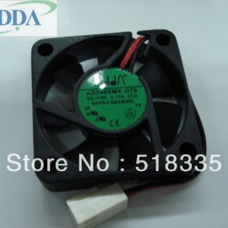 The new ADDA AD0405MX-G70 4010 4cm 5V DC 0.11A server inverter PC case cooling fan