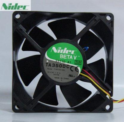 Nidec M35105-57 9cm 9038 12V1.8A temperature control fan speed control