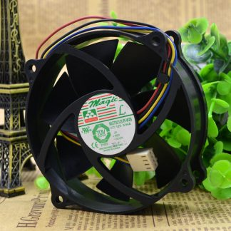 Free Delivery. 9025 MGT9212UR - W25 12 v 0.54 A four-wire cooling fan is 9 cm