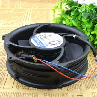 Genuine Germany ebmpapst 17CM 24V 36W 6314 HR ACS510 Inverter Fan