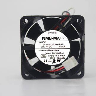 2410ML-05W-B19 / B29 / B49 24V 6025 / 6CM silent inverter cooling fan