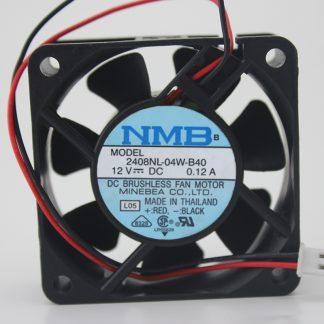 6cm 6CM 2408NL-04W-B40 12V 0.12A Industrial cooling fan 60