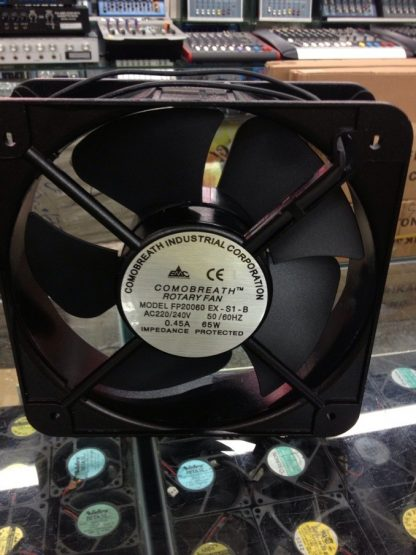 Sanxie fp-060ex-s1-b ball bearing cooling fan cm 2v 0.45a 65w