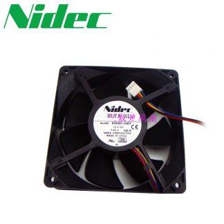 Nidec Cooling fan For Nidec B35502-35MIT DC 12V 1.40A 4-wire 4-pin 120x120x38mm