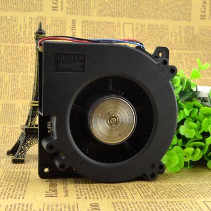 New original 12CM 132 turbo centrifugal fan 24V0.80A double ball blower BFB1224HH