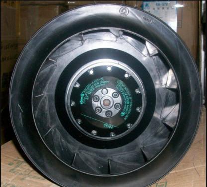 Original Germany ebmpapst R2E2-AA40-80 230V 85W centrifugal blower turbine disc violence cooling fan