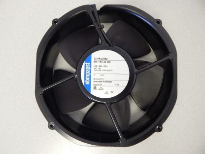 NEW EBM PAPST 2214F/2TDHO S-FORCE GENERATION TUBEAXIAL 0x51mm ROUND FAN