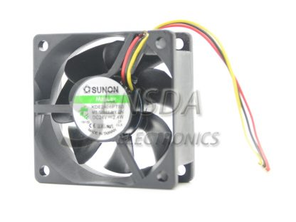 SUNON fan KDE2406PTB3 6CM 6*6 60*60*25MM 6025 24V 2.4W axial cooling cooler