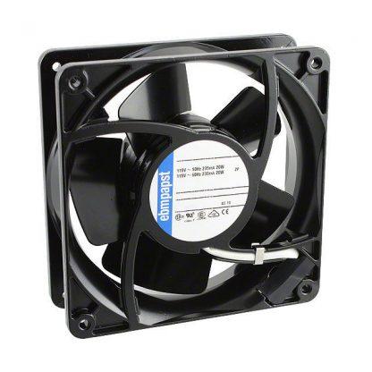 ebm-papst TYP 4606 X ebmpapst 4606X heavy duty fan 50/60 Hz 115V terminal