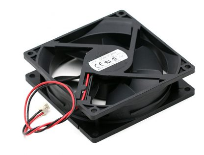 Delta DSB0912HH 9225 DC 12V 0.30A 2-pin 92*92*25mm Server Square axial cooling fan