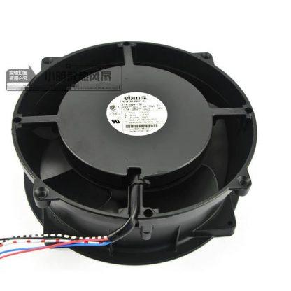 Original ebm W1Q180-AA01-24 DC24V 36W cm Polygon Machine Radiator Fan