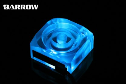 Barrow SPB17-195 LRC RGB v1 17w Water Cooling Pump , PWM Speed control , Combination 140mm Reservoir