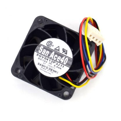 New 9GV0412P3J11 4028 4CM 0.60A Gale PWM speed control air volume fan for