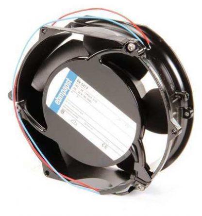 "Ebm-Papst 6-1/4"" Round Axial Fan 24VDC DV6424"