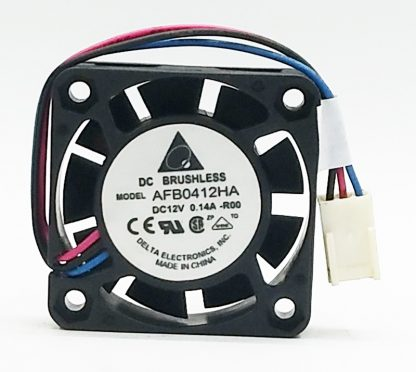 Delta AFB0412HA 4cm 4010 DC 12V 0.14A 2 Lines Or 3 Lines Mini Micro Silent Quiet Computer Server Case Cooler Axial Cooling Fan