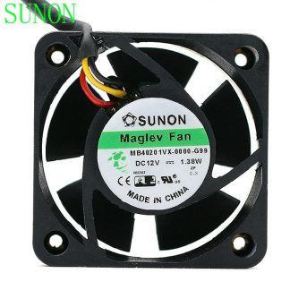 Original SUNON MB401VX-0000-G99 40*40*MM 4CM DC12V 1.38W Speed Signal case axial cooling fan