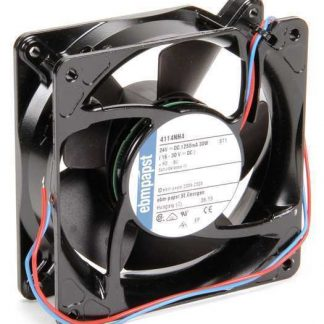 "Ebm-Papst 4-2/3"" Square Axial Fan 24VDC 4114NH4"