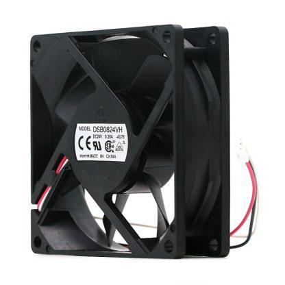 Brand new DELTA DSB0824VH-AU76 8025 DC 24V 0.A 8CM inverter server axial cooling fan