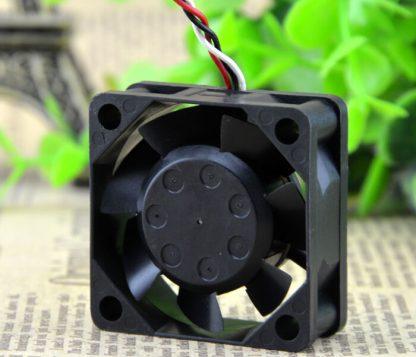 The original NMB 1606KL-04W-B59 12V 0.11A 40*40*15MM ball axial flow fan