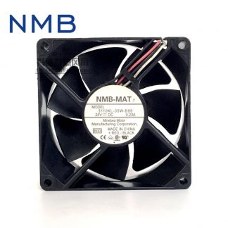 Axial Fan blower brand new radiator fan frequency converter 3110KL-05W-B89 24V Instrumentation 80*80*25mm