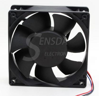 Delta AFB1212LE -F00 125 12cm 1mm DC 12V 0.30A Computer cpu case axial cooling fans