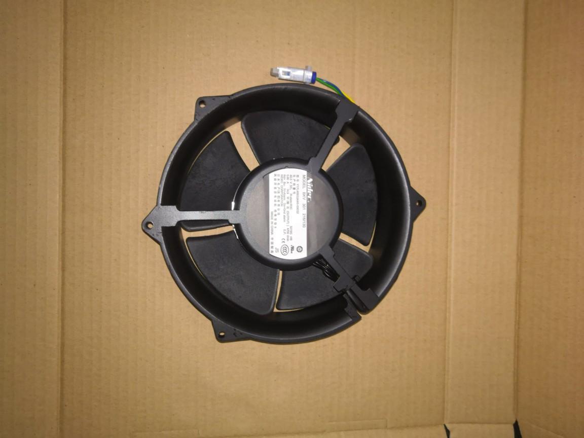 NIDEC Y17L48BS2AA5-09E02 BKV 301 216-130 DC48V 0.80A 4 wires cooling fan