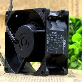 EBMPAPST W2S076-AD01-67 8CM 8-240V/110-1V server inverter AC axial Cooling fan