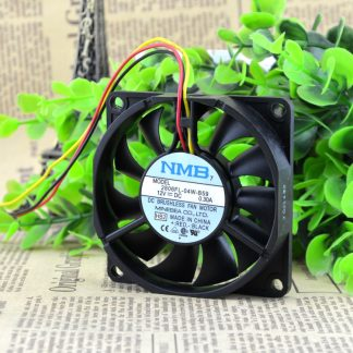 NMB 2806FL-04W-B59 12V 0.3A 3Wire For IBM X5 CPU Fan 32P4004 Server Cooling Fan