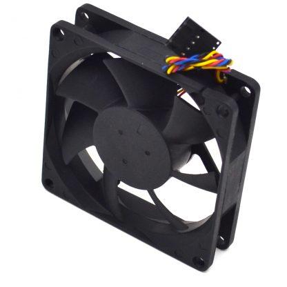 AVC DASA08R2U P002 AVC 80 0.60A 12V 4 wire 5P plug Cooling fan