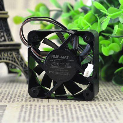 NMB 06ML-04W-B29 5015 12V 0.06A 5CM 5CM 3 wire Projector cooling fan