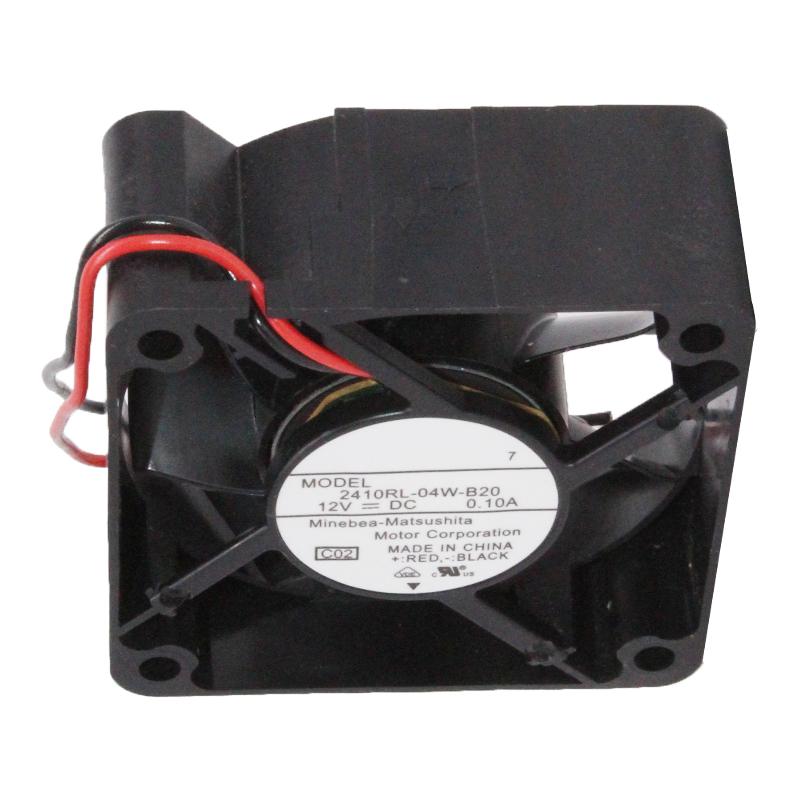 NMB 2410RL-04W-B20 6cm 60mm 60x60x25mm DC 12V 0.10A Double ball bearing silent cooling fan