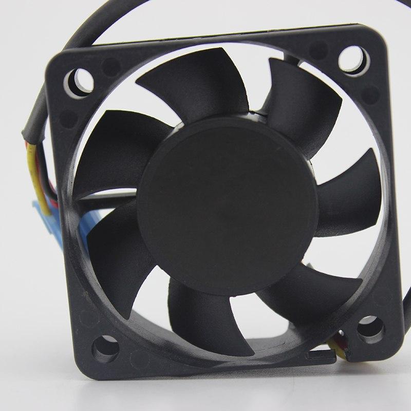 SUNON KD1205PHS3 12V 0.7W 5CM 2-wire silent cooling fan
