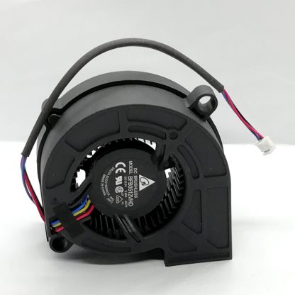 Delta BFB0512VHD DC 12V 0.28A 50 5CM 4-wire Turbine Projector Blower Cooling Fan