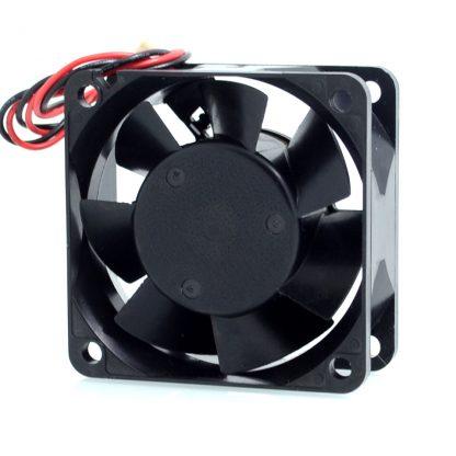 NMB-MAT7 2410ML-04W-B10 6025 6CM 12V 0.10A dual ball bearing silent Cooling fan
