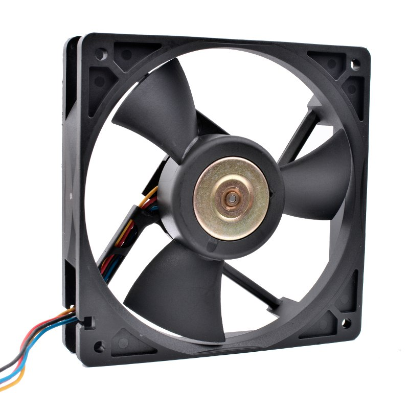 Delta EFC1212D SensFlow DC BRUSHLESS 12cm 1mm 125 12V 0.75A cooling fan