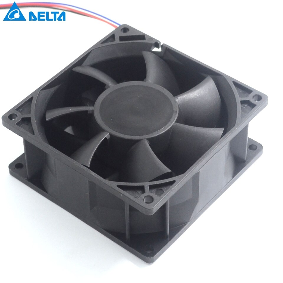 Delta FFB0924EHE-ROO 24V 0.75A 18W inverter cooling fan