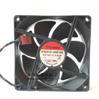 Nidec D04X-24TH 25B fh6-1486 24V 0.08A 3 line copier cooling fan