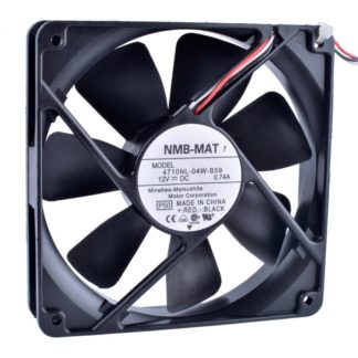 NMB-MAT7 4710NL-04W-B59 12cm 1mm 12V 0.74A  large air volume cooling fan