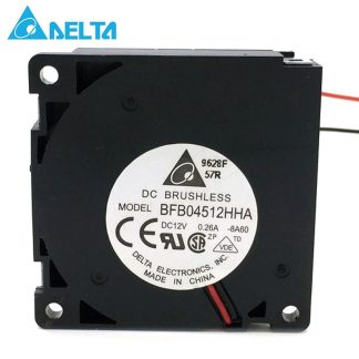 DELTA BFB04512HHA 45 * 45 * 10mm DC12V 0.26A turbo BLOWER cooling fan