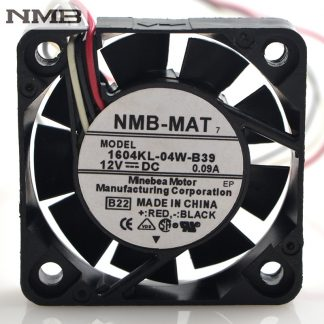 NMB-MAT 2410ml-04w-B49 6025 6cm 12v 0.22A third line double ball bearing fan speed for NMB 60 * 60 * 25 mm
